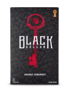 Black Cellar Shiraz Cabernet