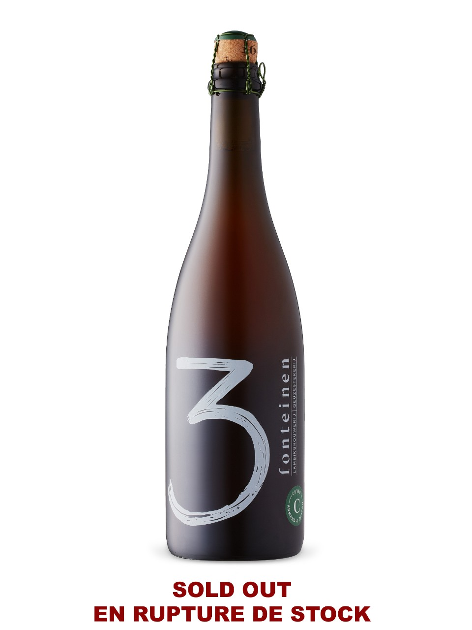Image for Brouwerij 3 Fonteinen Cuvee Armand & Gaston from LCBO