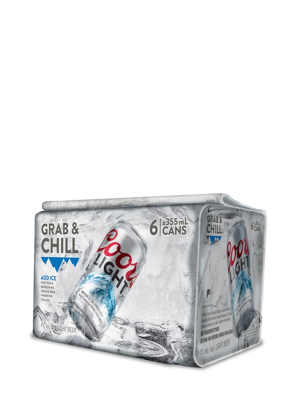 Coors Light Grab Amp Chill Lcbo