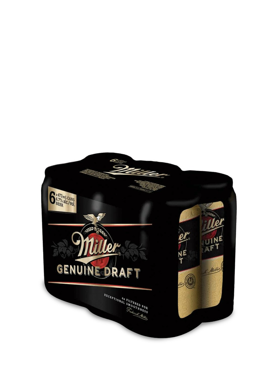 Image for Miller Genuine Draft from LCBO