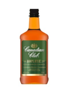 Whisky Canadian Club 100% Rye