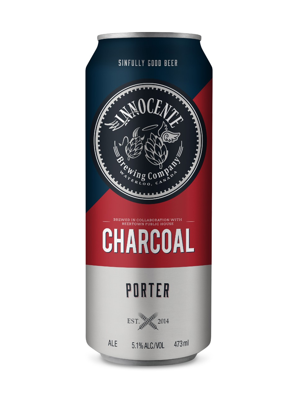 Image for Innocente Brewing Charcoal Porter from LCBO