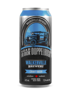 Walkerville Road Block Doppelbock