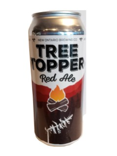 New Ontario Brewing - Tree Topper Red Ale