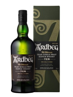 Ardbeg 10 Year Old Islay Scotch Whisky
