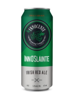Innocente Inn O'Slainte Irish Red Ale