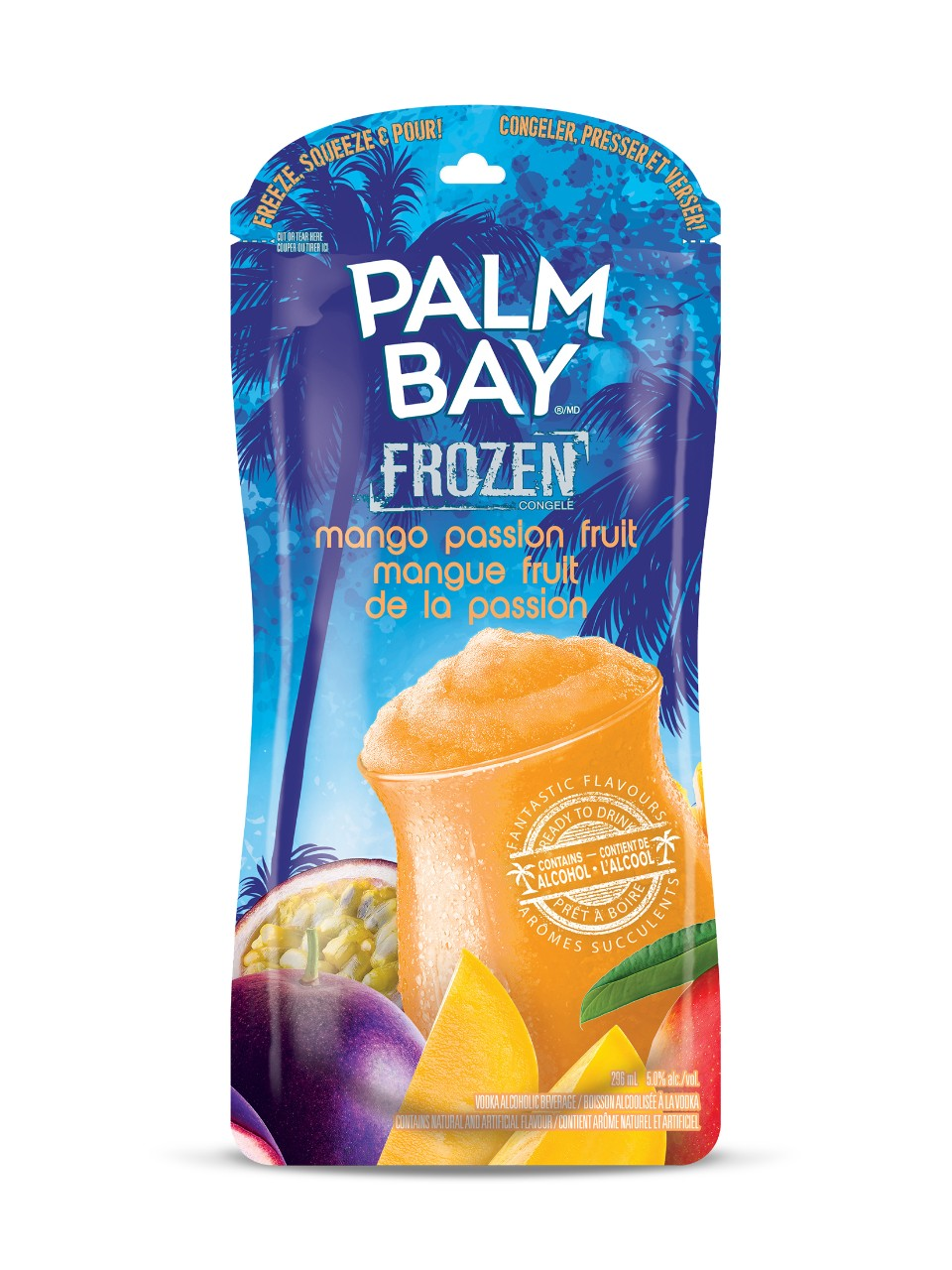 Palm Bay Frozen Mangue Fruit de la Passion