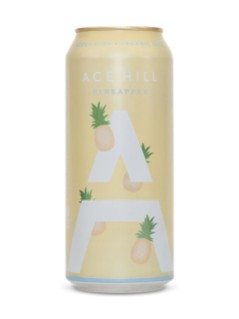 Ace Hill Pineapple Vodka Soda