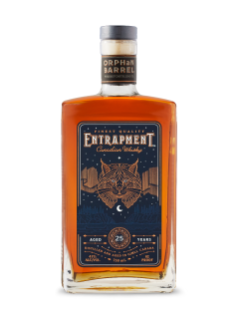 Whisky canadien Orphan Barrel Entrapment