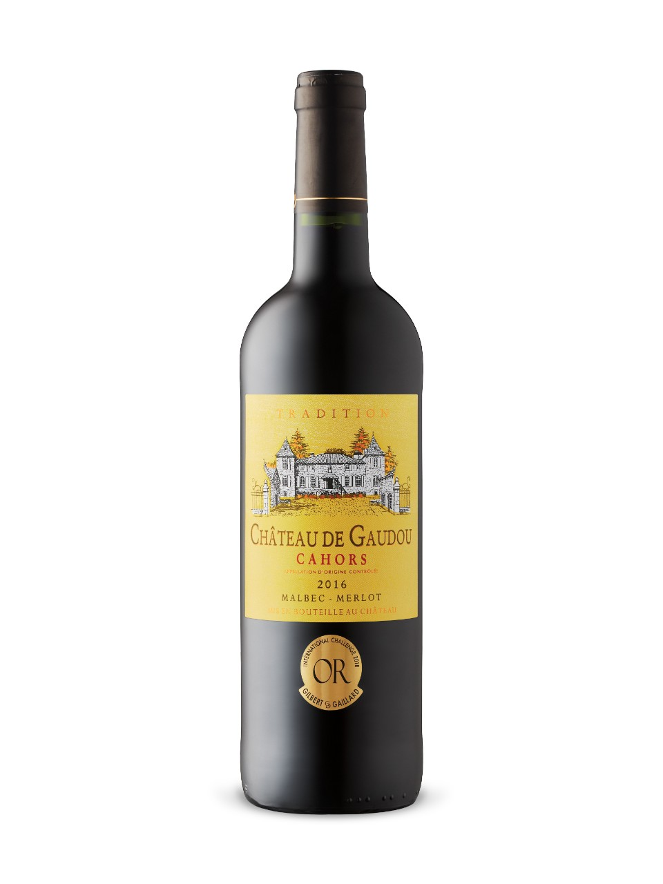 Image for Château de Gaudou Tradition Cahors 2016 from LCBO