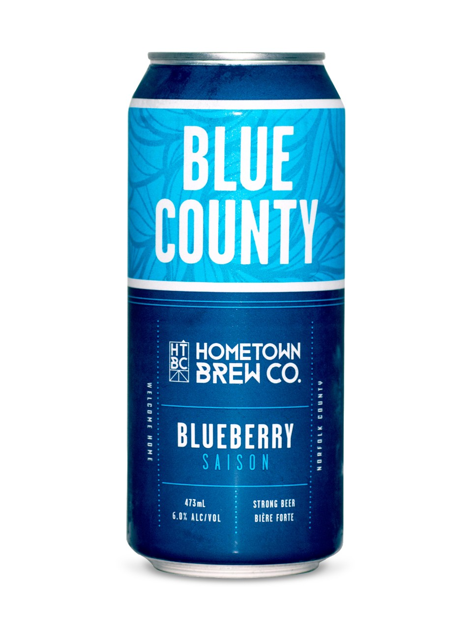 Hometown Brewing Co. Blue County