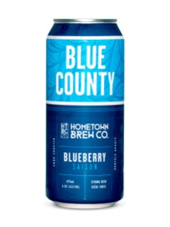 Hometown Brewing Blue County