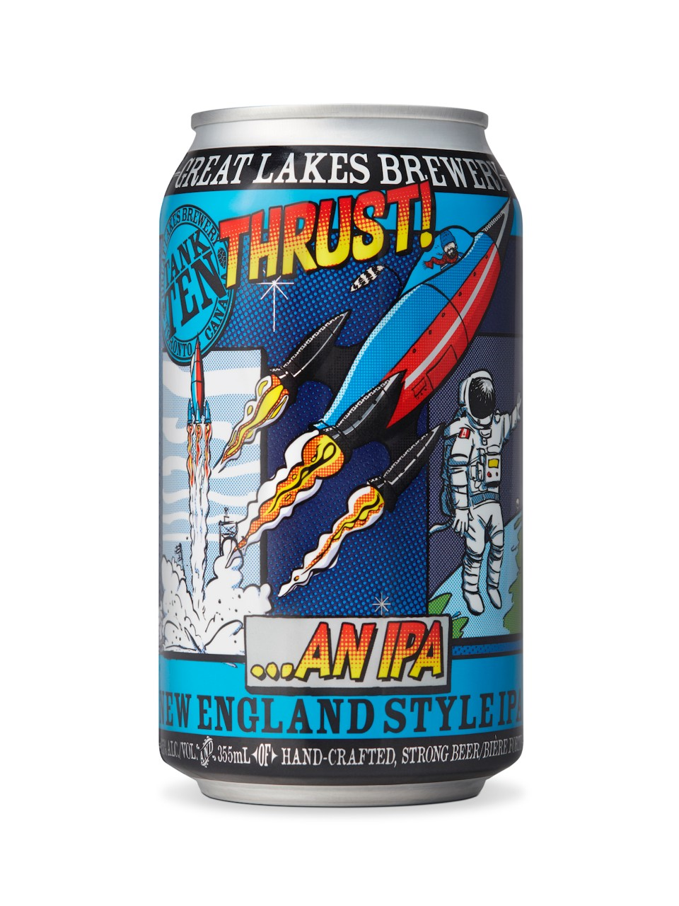 Image for Great Lakes Brewing Thrust IPA from LCBO