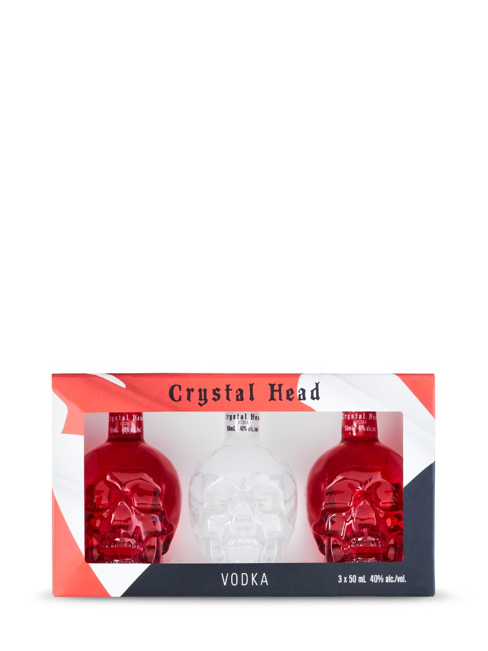 Image for Crystal Head  Gift Pack from LCBO