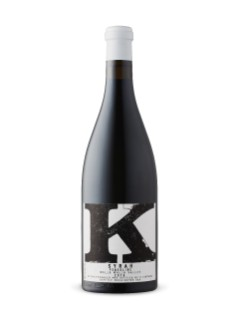 K Powerline Syrah 2015