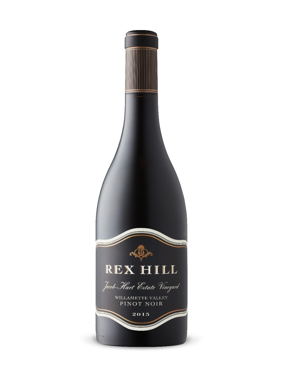 Pinot Noir Jacob-Hart Estate Vineyard Rex Hill 2015
