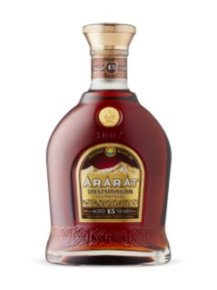 Ararat Vaspurakan 15 Year Old Brandy