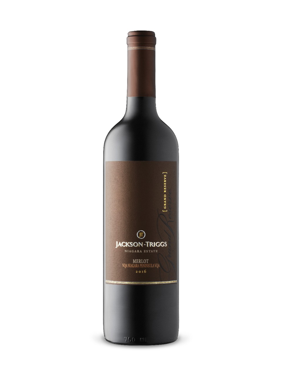 Image for Jackson-Triggs Grand Reserve Merlot 2016 from LCBO