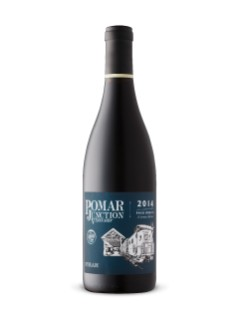 Pomar Junction Vineyard Syrah 2014