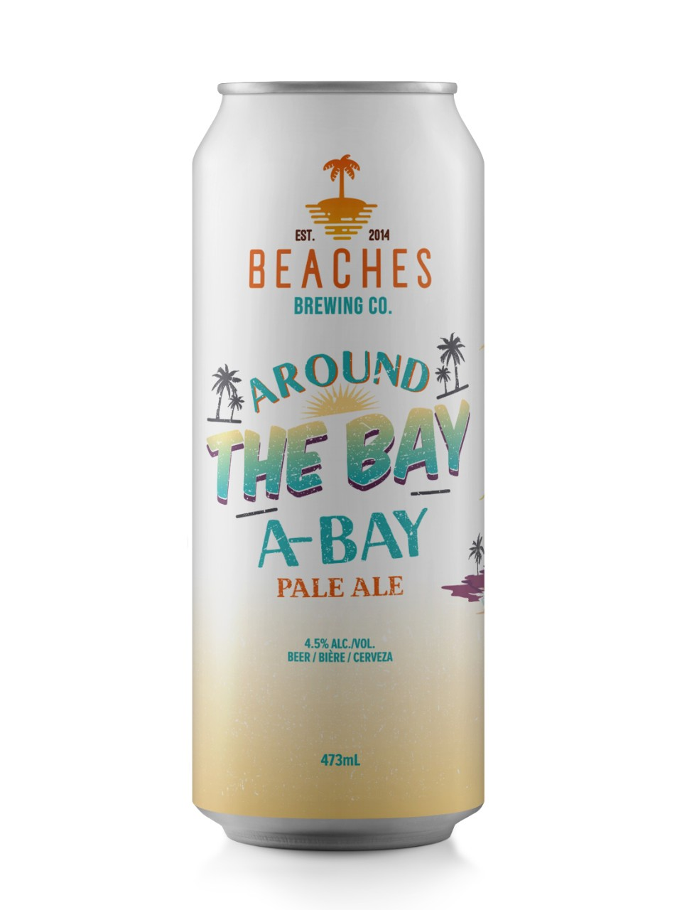 Beaches Brewing Co. A-Bay Pale Ale