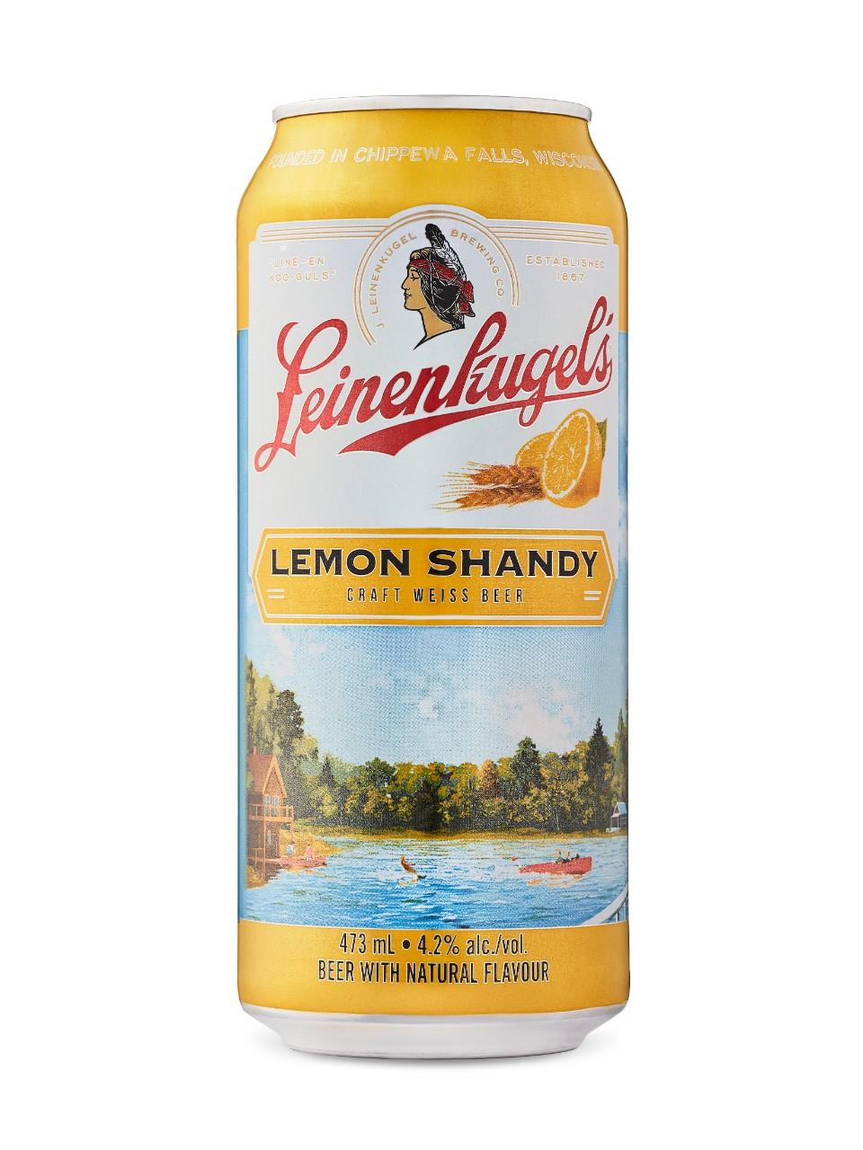 Leinenkugels Lemon Shandy Lcbo