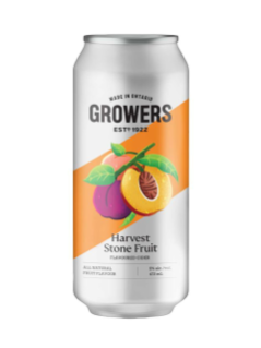 Growers Cider Stone Fruit