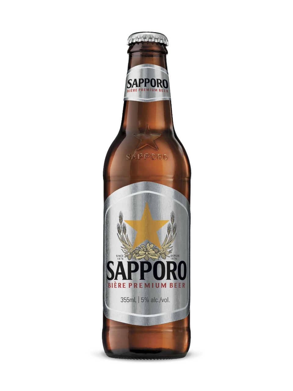 Image for Sapporo Premium Beer from LCBO