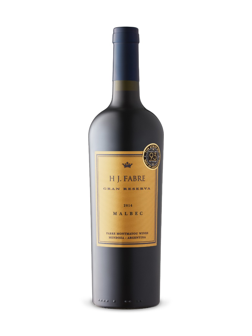Image for H.J. Fabre Gran Reserva Malbec 2014 from LCBO