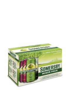 Somersby Cider Mixer Pack