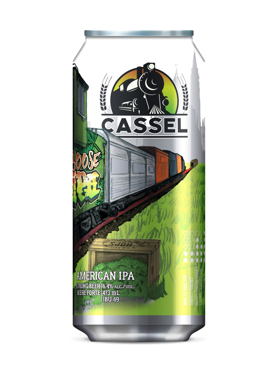 Image for Cassel Brewery Caboose IPA from LCBO