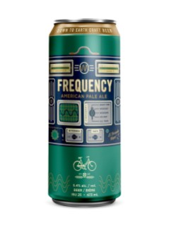 Bicycle Craft Brewery Frequency APA