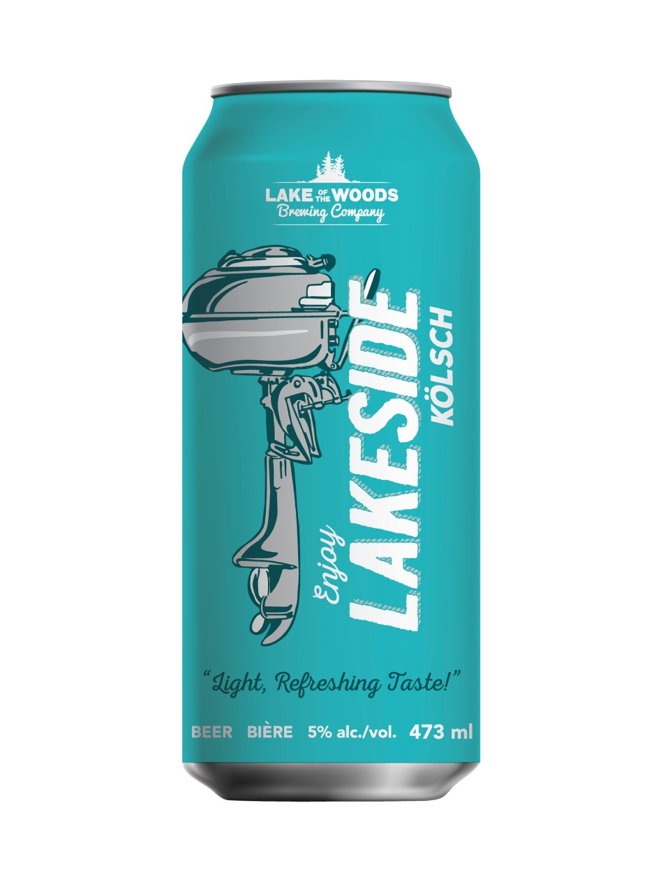 Image for Lake of the Woods Lakeside Kolsch from LCBO