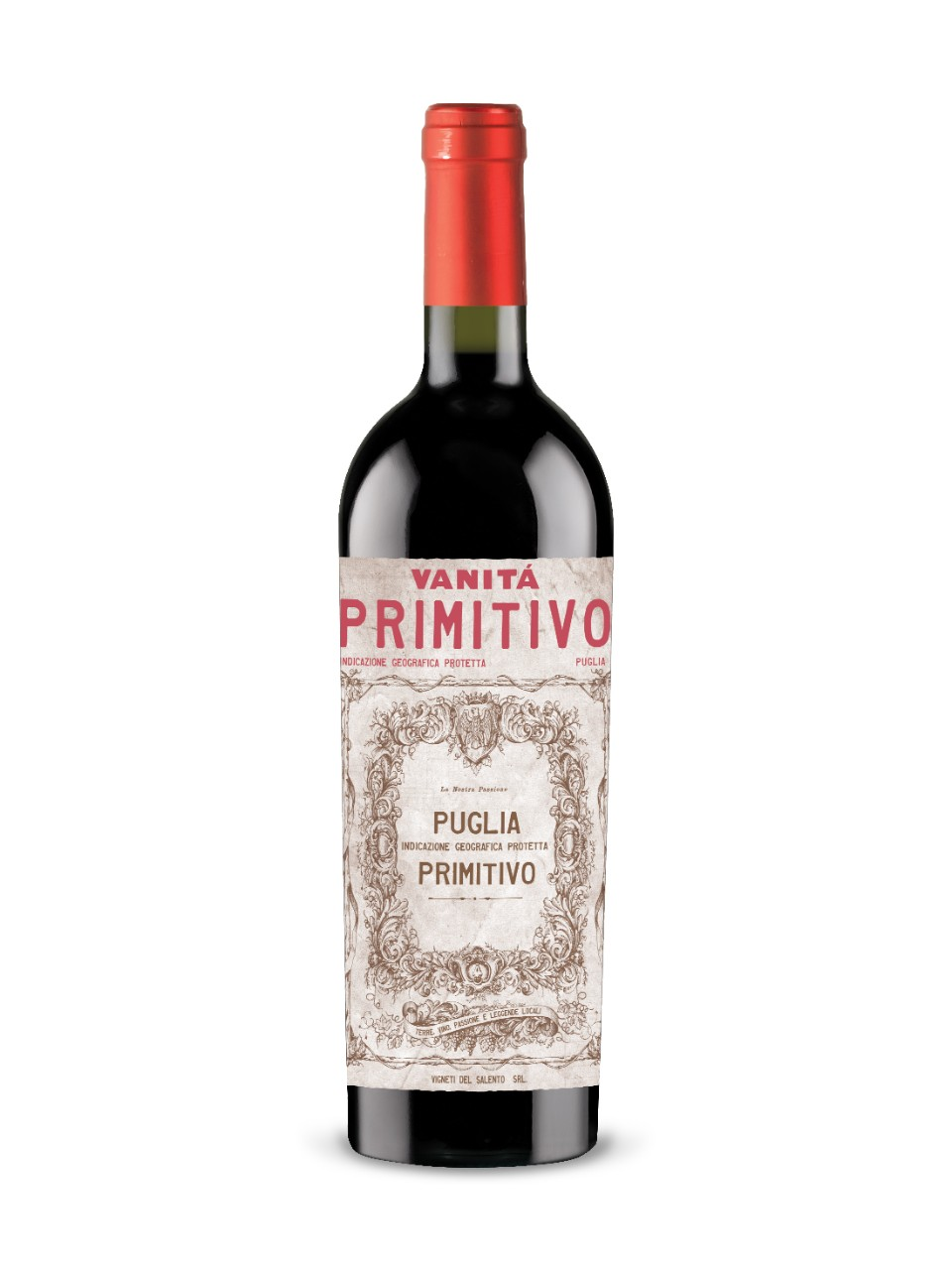 Image for Vanitá Primitivo 2016 from LCBO