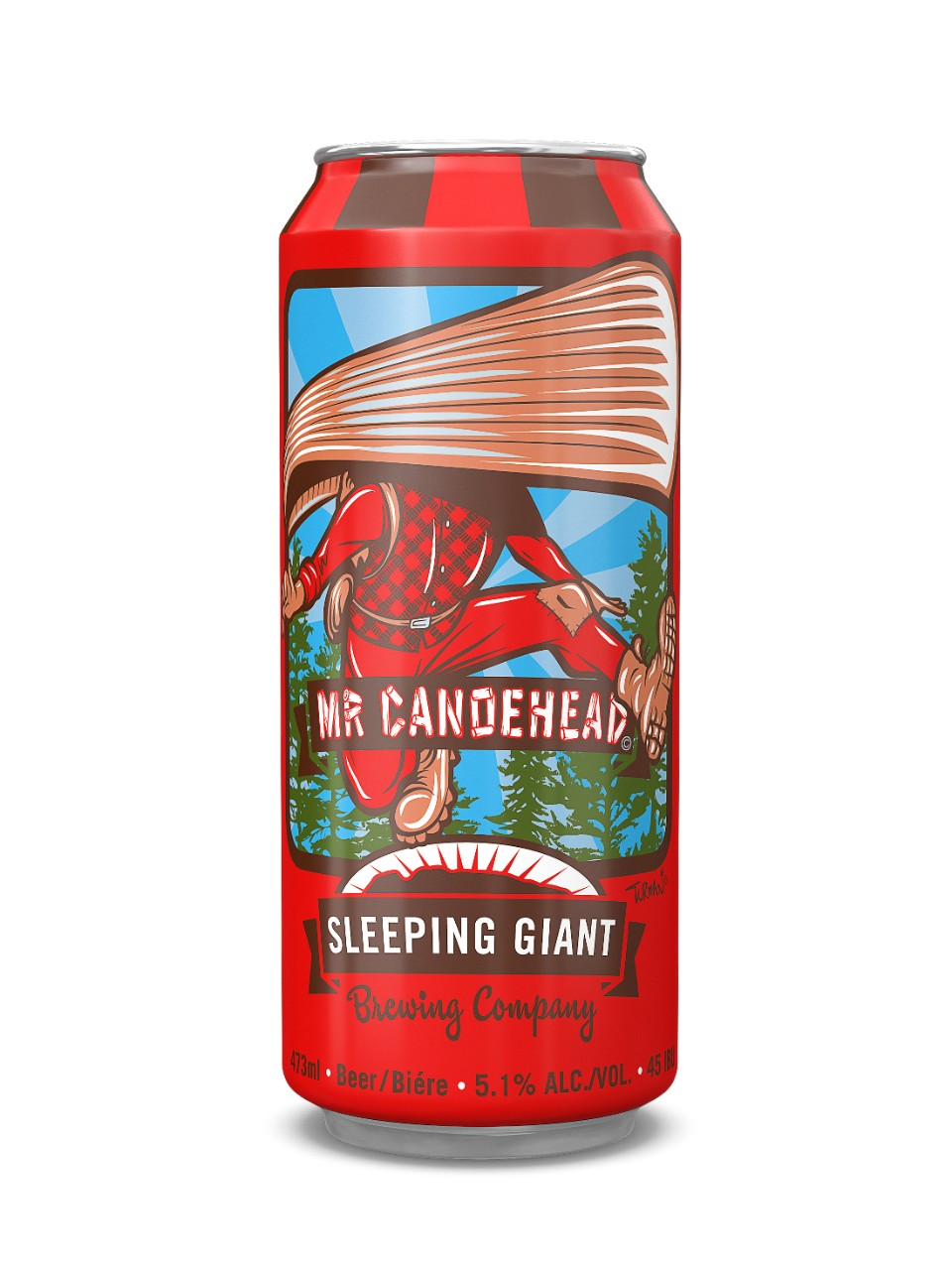 Sleeping Giant Mr Canoehead Lcbo