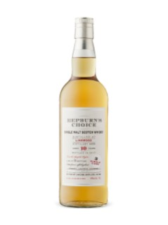 Hepburn's Choice Benriach 7 Year Old Single Cask Scotch Whisky