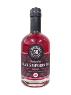 Junction 56 Black Raspberry Gin