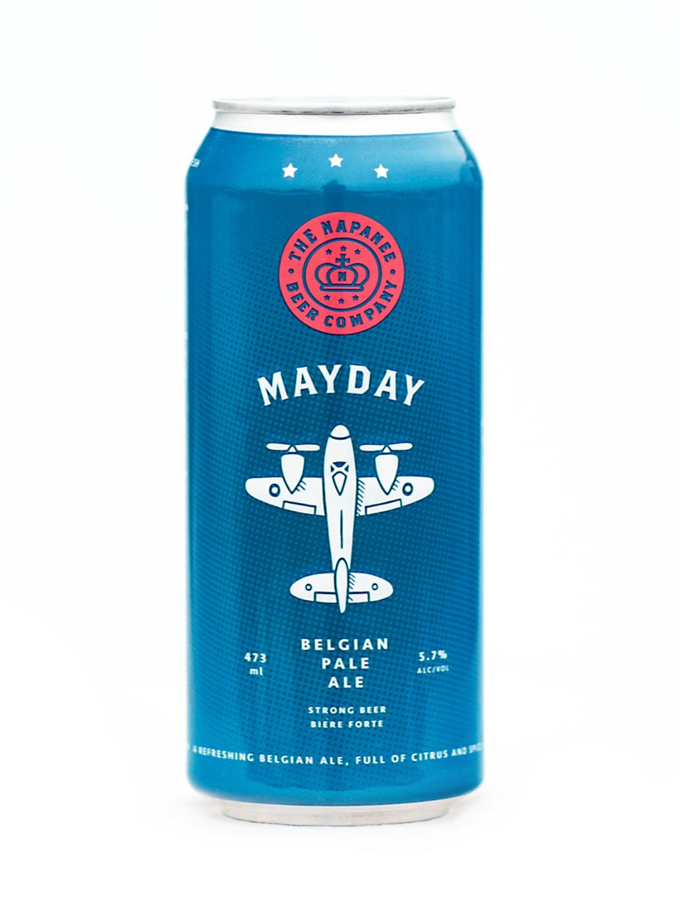 The Napanee Beer Company Mayday Pale Ale