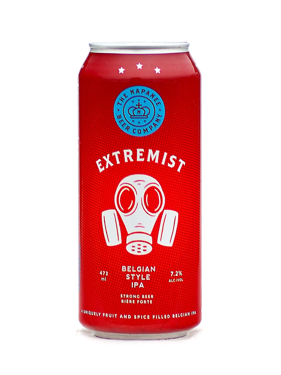 Image for The Napanee Beer Company EXTREMIST Belgian Style IPA from LCBO