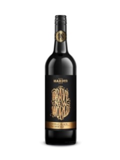 Hardys Brave New World Shiraz Black
