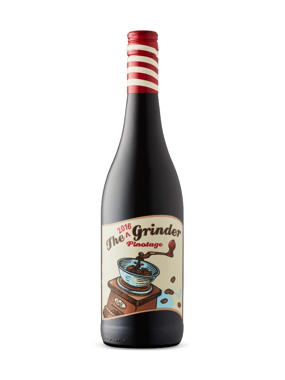 Image for The Grinder Pinotage from LCBO
