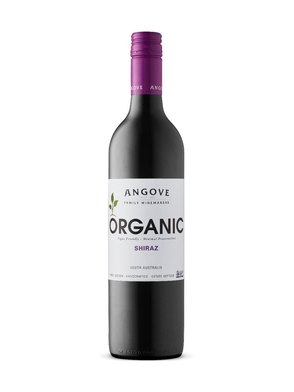 Image for Angove Organic Shiraz from LCBO