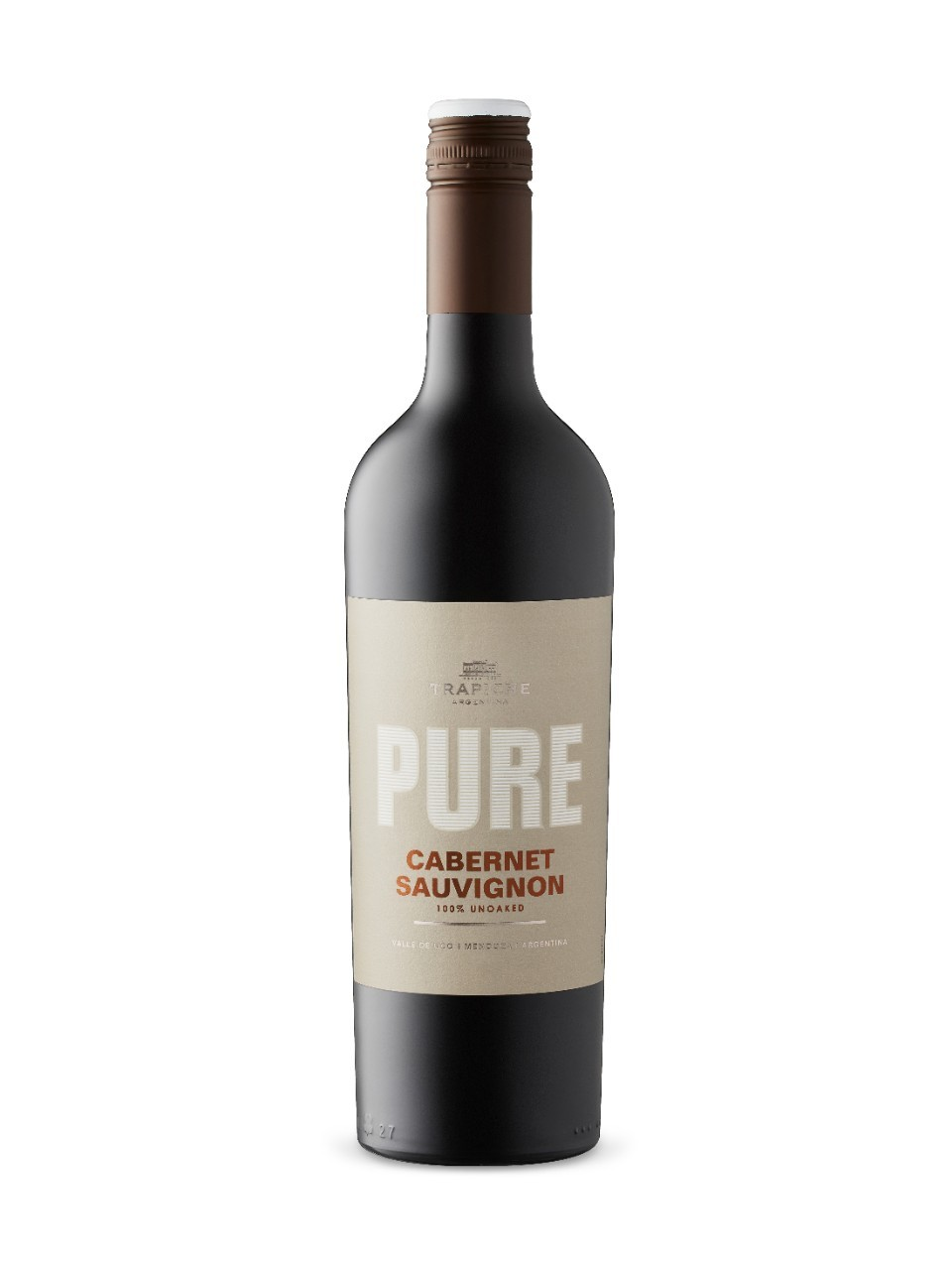 Image for Trapiche Pure Cabernet Sauvignon from LCBO