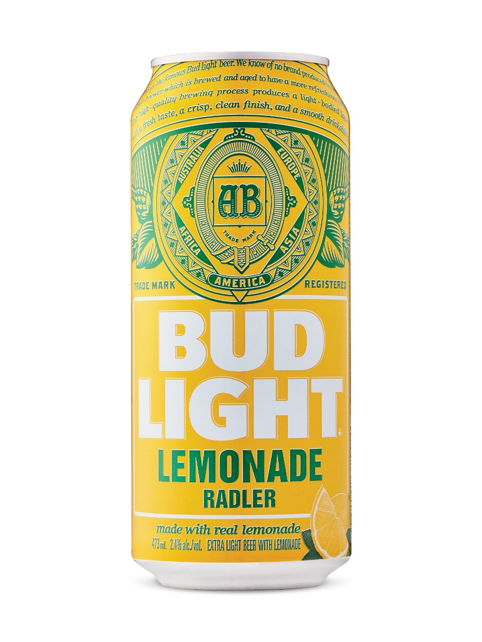 Bud Light Lemonade Radler