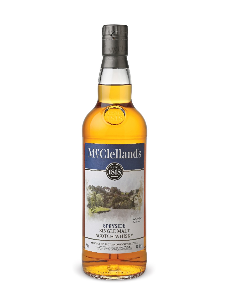 McClelland's Speyside Single Malt Scotch Whisky from LCBO
