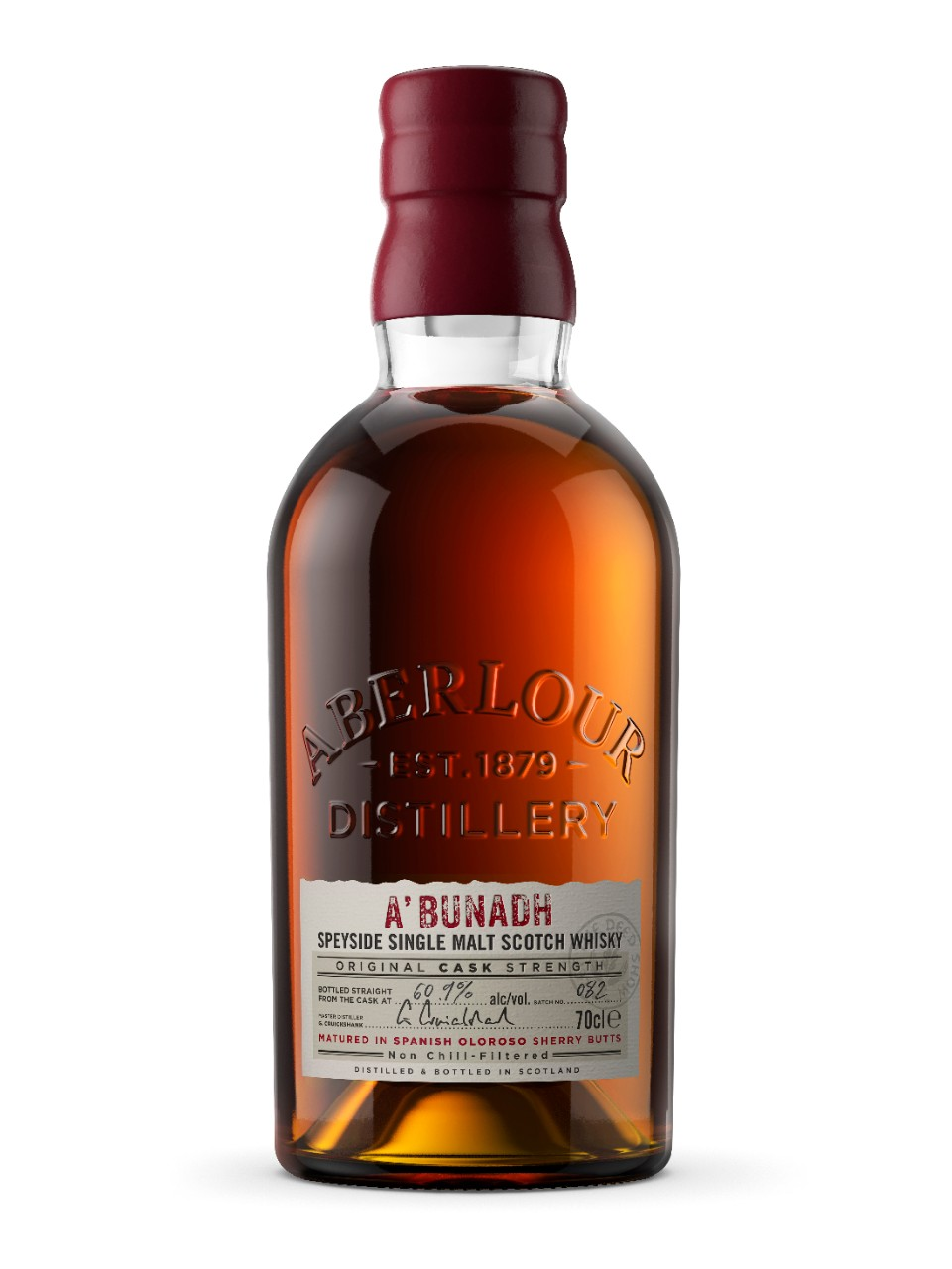 Image result for aberlour a'bunadh