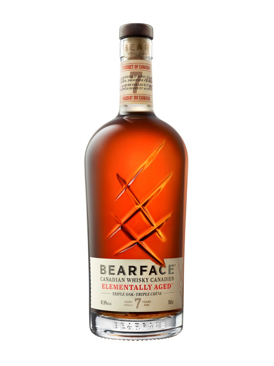 Bearface 7 Year Old Triple Oak Canadian Whisky from LCBO