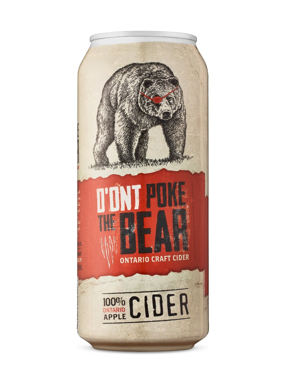 Image for D'ont Poke The Bear Cider from LCBO