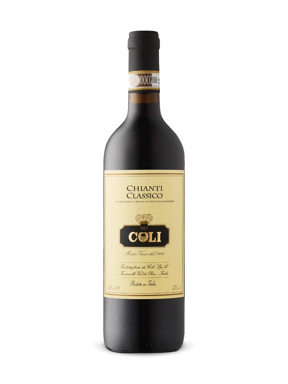 Image for Coli Chianti Classico 2016 from LCBO