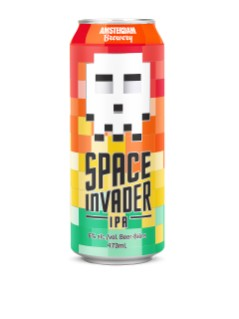 Amsterdam Space Invader IPA