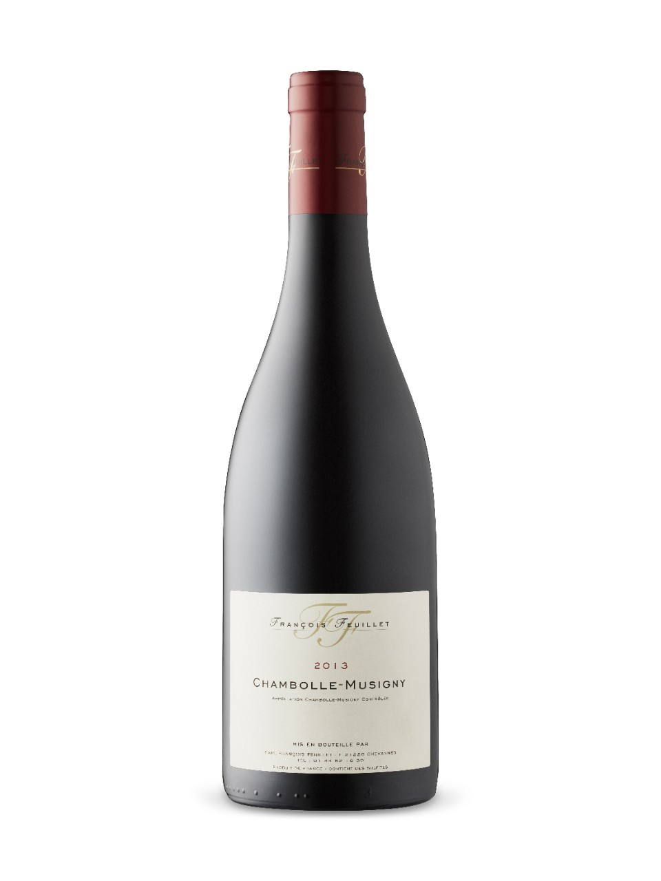 Feuillet Chambolle Musigny 2013